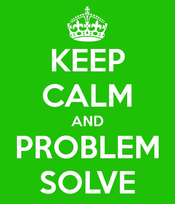 problem solving pictures